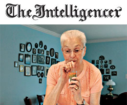 The Intelligencer: Light as Air