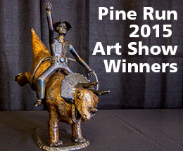 Pine Run 2015 Art Show Winners