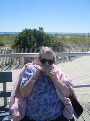 Making Their Day! Garden Beach Trip