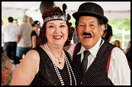 Family Fun and Flappers at Lakeview Picnic
