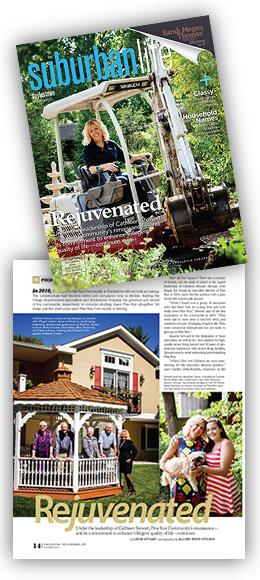 Suburban Life: Rejuvenated