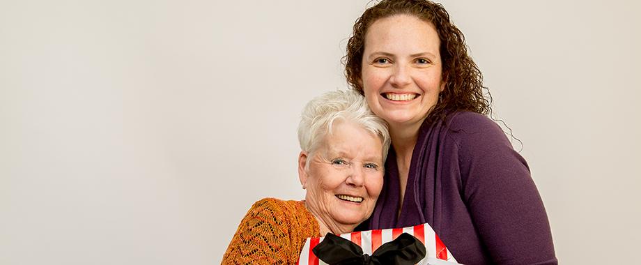 Ann Chendorain and Tracy Mullarkey
