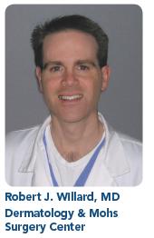 Robert J. Willard, MD, Dermatology & Mohs Surgery Center