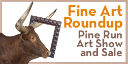 Fine Art Roundup Pine Run Art Show and Sale