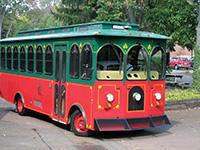 Pine Run Trolley