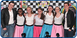 Villagers Rocked at Friday Night Sock Hop