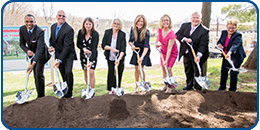 Pine Run Community Center Groundbreaking