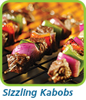 Sizzling Kabobs