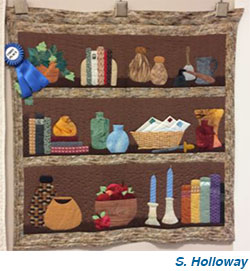 Quilt by Sharon Holloway