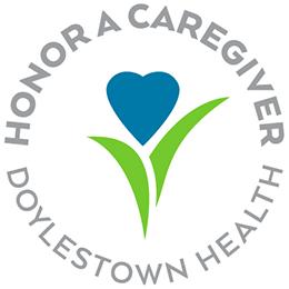 Honor a Caregiver – Doylestown Health
