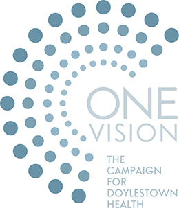 ONE VISION: The Campaign for Doylestown Health