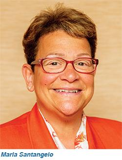 Maria Santangelo, Executive Director