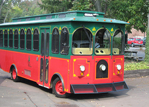 Pine Run Trolley