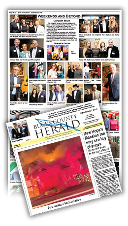 Campbell tribute, Bucks County Herald, September 27, 2018