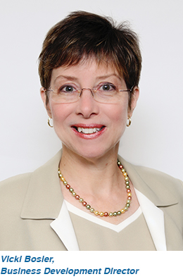 Vicki Bosler, Business Development Director