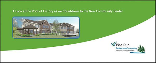 A Look at the Root of History as we Countdown to the New Community Center