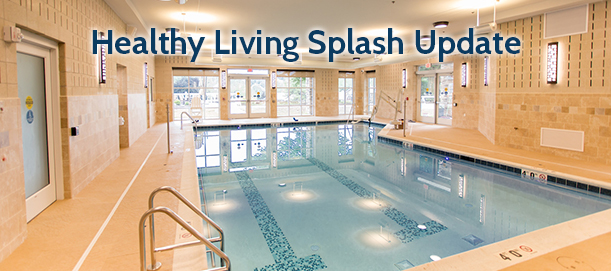 Healthy Living Splash Update